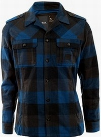 Casual Flannel Shirt